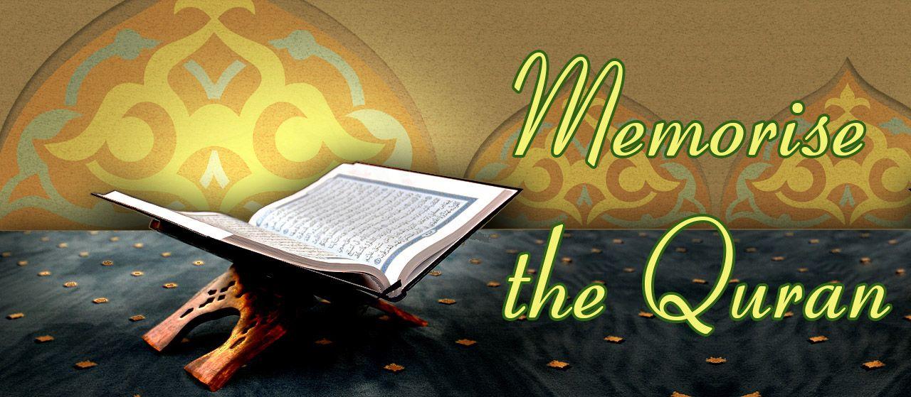 Memorise Quran